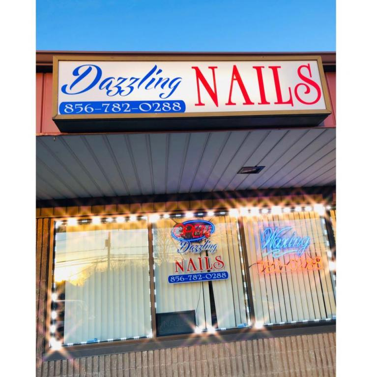 Nails Salon 08083